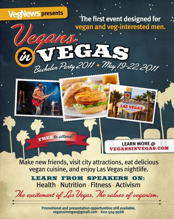 Vegan Bachelor Party