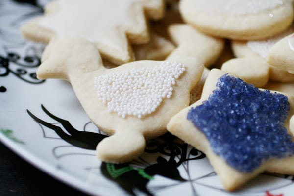 Vegan Sugar Cut-Out Cookie Recipe | Your Daily Vegan