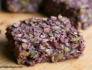 Maqui Berry Oat Bars