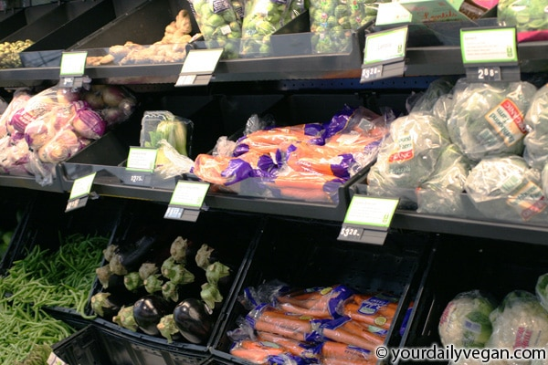 How to go vegan at Walmart | Your Daily Vegan