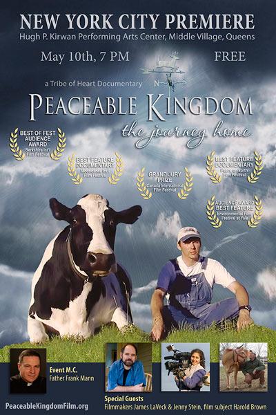 Peaceable Kingdom - Your Daily Vegan