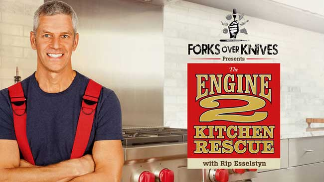 Netflix Documentaries for the Vegan Viewer featuring Engine 2 Kitchen Rescue | Your Daily Vegan