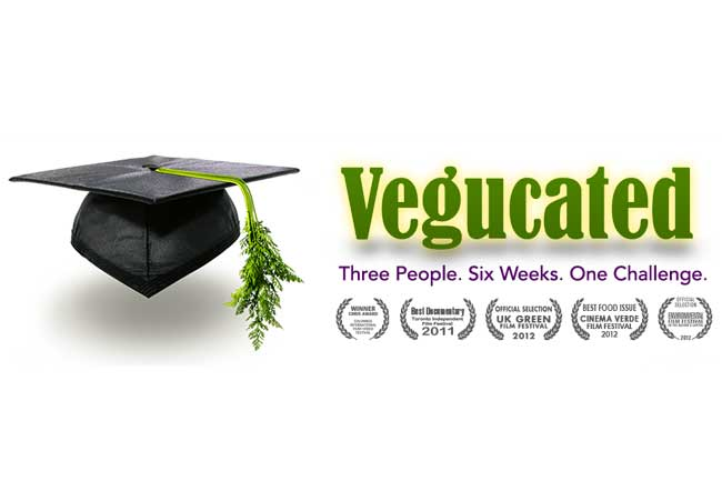 Netflix Documentaries for the Vegan Viewer featuring Vegucated | Your Daily Vegan