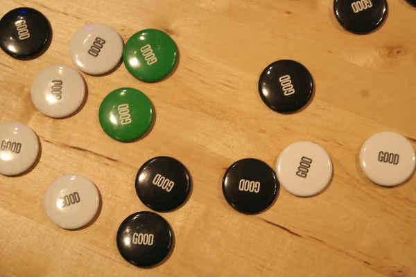 good buttons