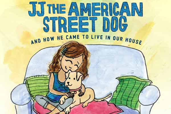 JJ The American Street Dog Brings Stray & Shelter Animals to the Forefront