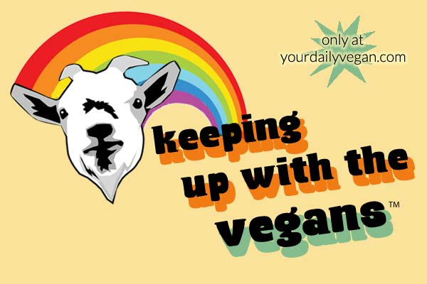 Keeping Up with the Vegans: Episode One