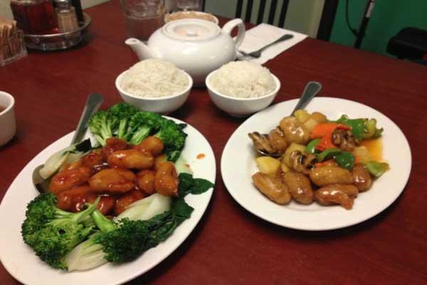 Chinese Food Powell Portland