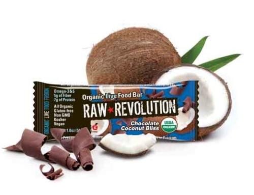Gratitude Giveaway: Raw Revolution Organic Bars