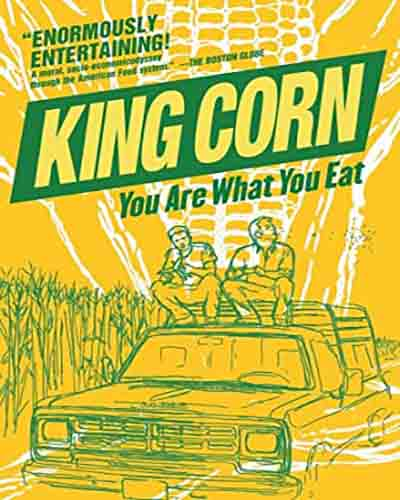 Cover for the film, King Corn.