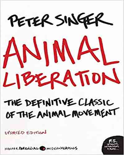 Cover for the book, Animal Liberation.