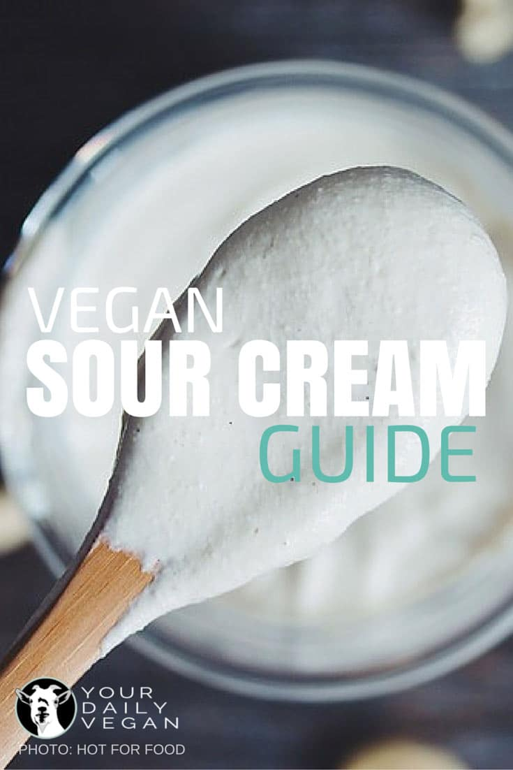 vegan sour cream