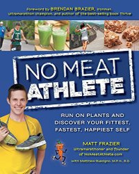 No Meat Athlete - Vegan Books - Your Daily Vegan