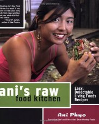 Ani's Raw Food Kitchen - Vegan Books - Your Daily Vegan