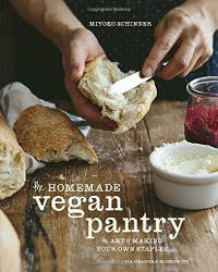 Homemade Vegan Pantry - Vegan Books - Your Daily Vegan