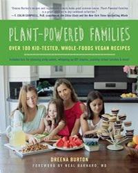 Plant Powered Families - Vegan Books - Your Daily Vegan