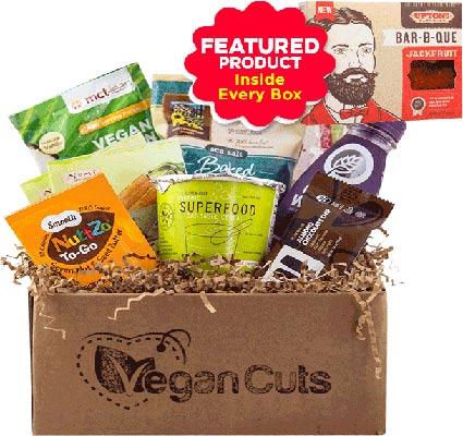 vegan subscription boxes