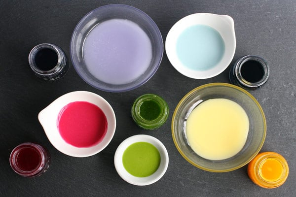 Vegan Food Coloring