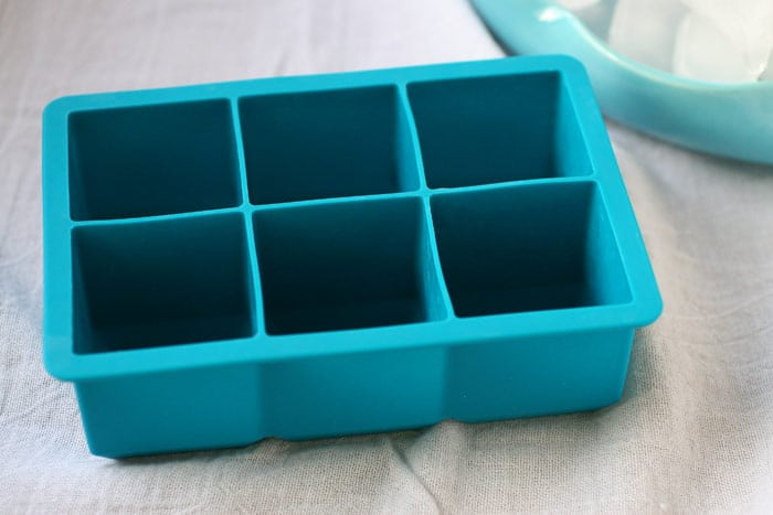 Silicone Ice Cube Tray | Your Daily Vegan