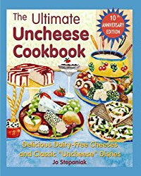 The Ultimate Uncheese Cookbook | Vegan Books | Your Daily Vegan