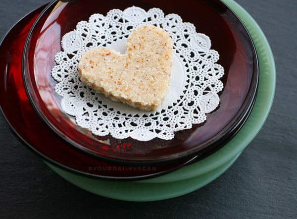 Vegan Coconut Almond Macaroon Recipe | Your Daily Vegan