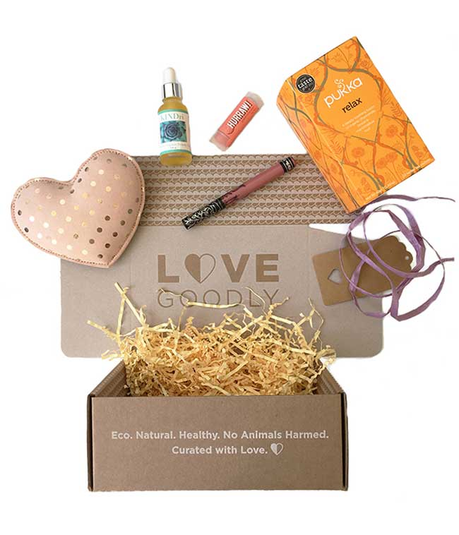 'Best of' Love Goodly Box | 2017 Vegan Black Friday Deals | Your Daily Vegan