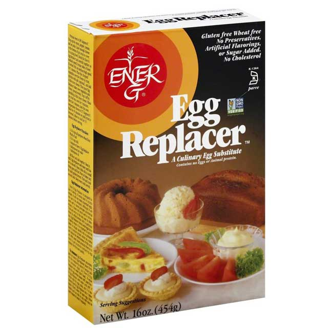 Ener-G Egg Replacer | How to Feed Vegans at Thanksgiving | Your Daily Vegan