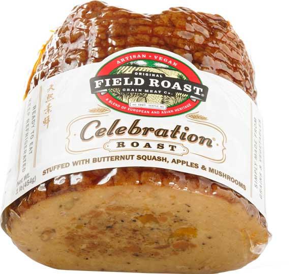 Field Roast Celebration Roast | Best Vegan Meat Alternatives for Thanksgiving | Your Daily Vegan