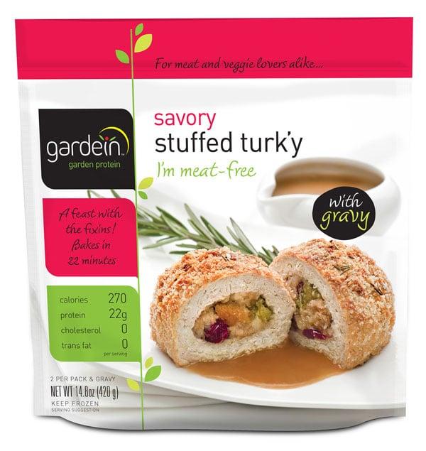 Gardein Stuffed Turk'y | Best Vegan Meat Alternatives for Thanksgiving | Your Daily Vegan