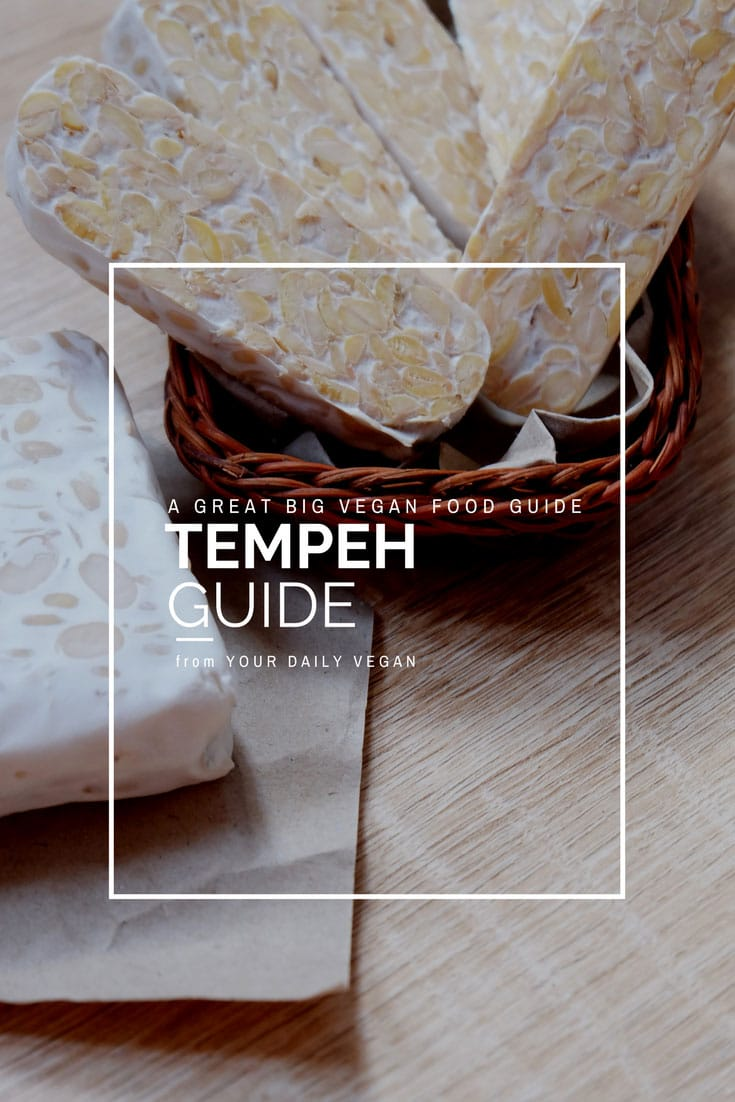 Vegan Tempeh Guide | Your Daily Vegan