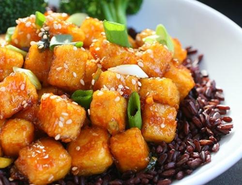 Vegan General Tso's Tofu Recipe From Chloe Flavor