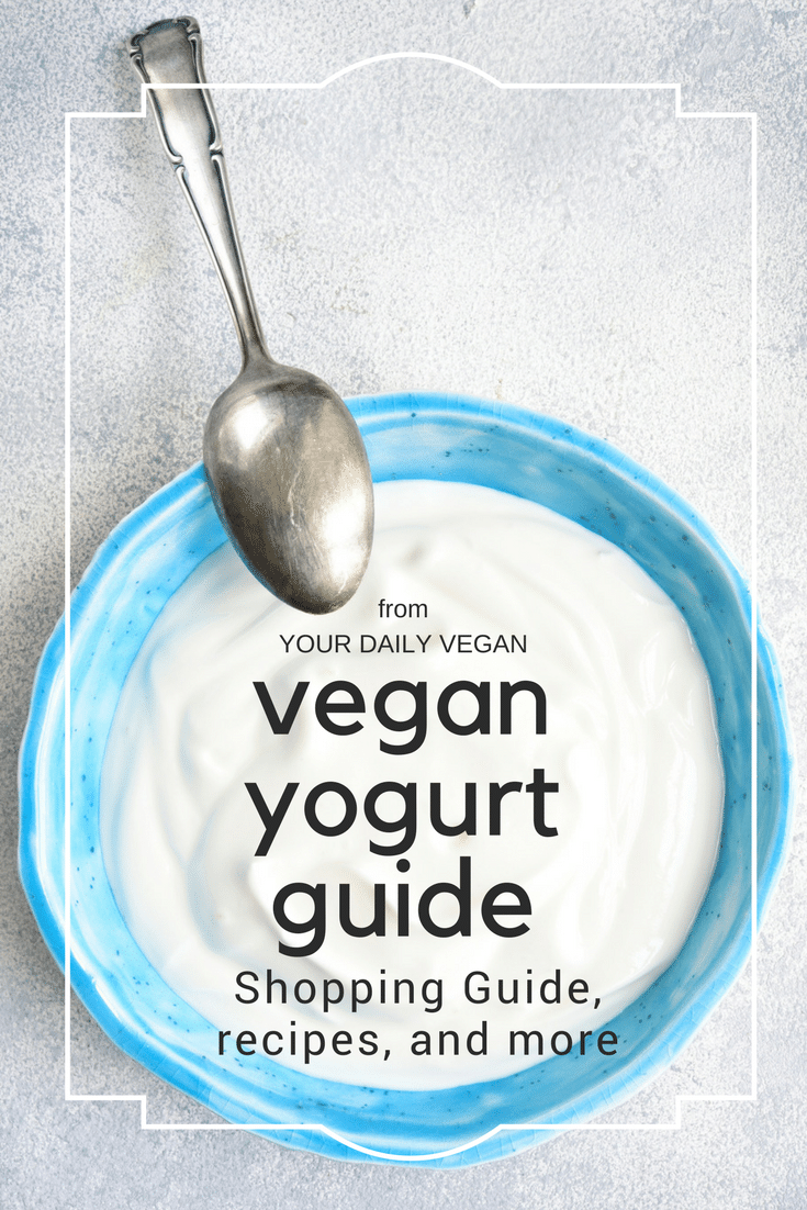 Vegan Yogurt: The Ultimate Food Guide - Your Daily Vegan