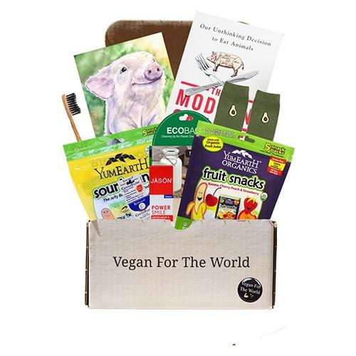 All Around Vegan Box