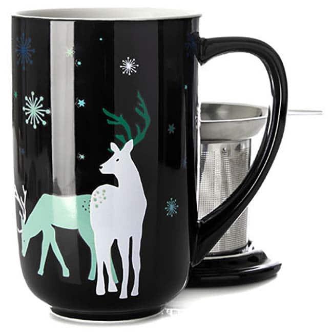 DavidsTea Nordic Mug - Coffee & Tea Gift Guide - Your Daily Vegan