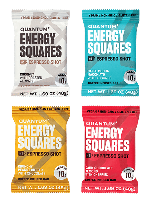 Quantum Energy Bars Subscription - Vegan Subscription Boxes Guide - Your Daily Vegan