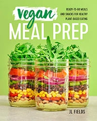 Vegan Meal Prep - Vegan Books - Your Daily Vegan
