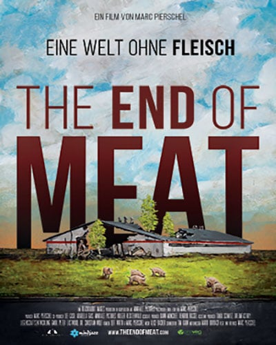 Cover for the film, The End of Meat.