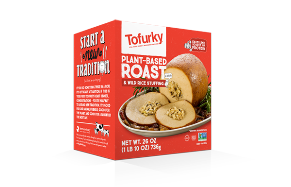 Box for the Tofurky Holiday Roast