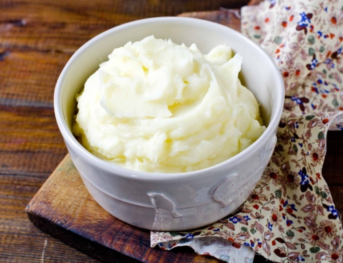 How to Make Perfect Vegan Mashed Potatoes
