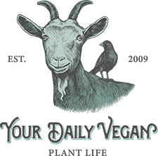 Your Daily Vegan Logo
