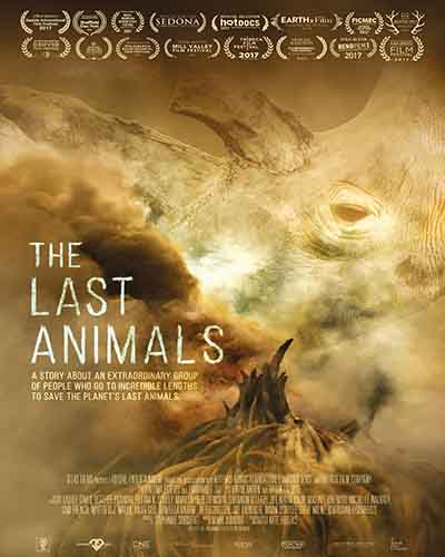 Cover for the film, The Last Animals