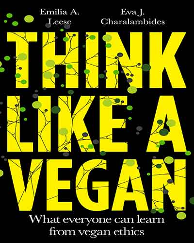 Cover for the book, Think Like a Vegan
